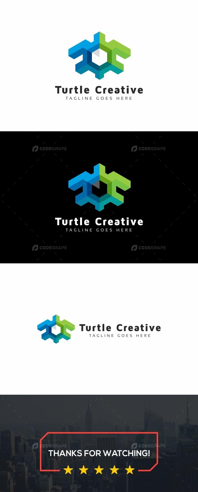 Turtle Creative Logo