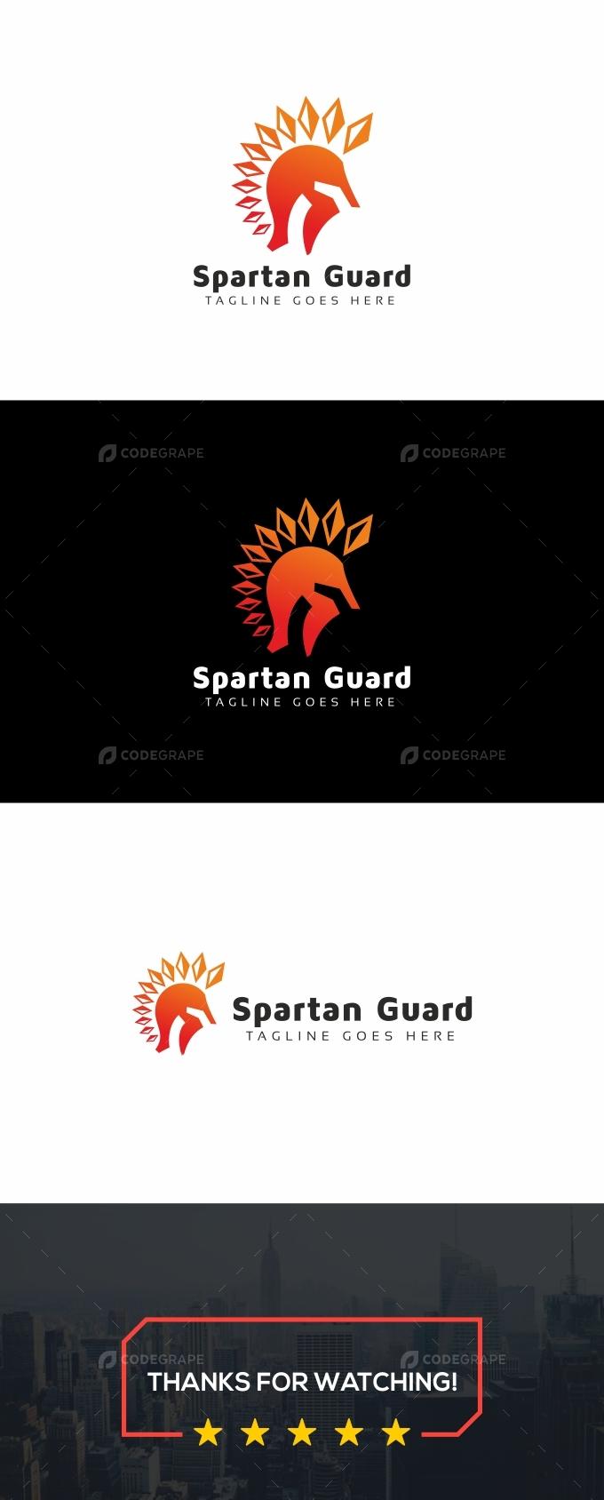 Spartan Guard Logo
