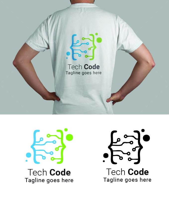 Code Tech Logo