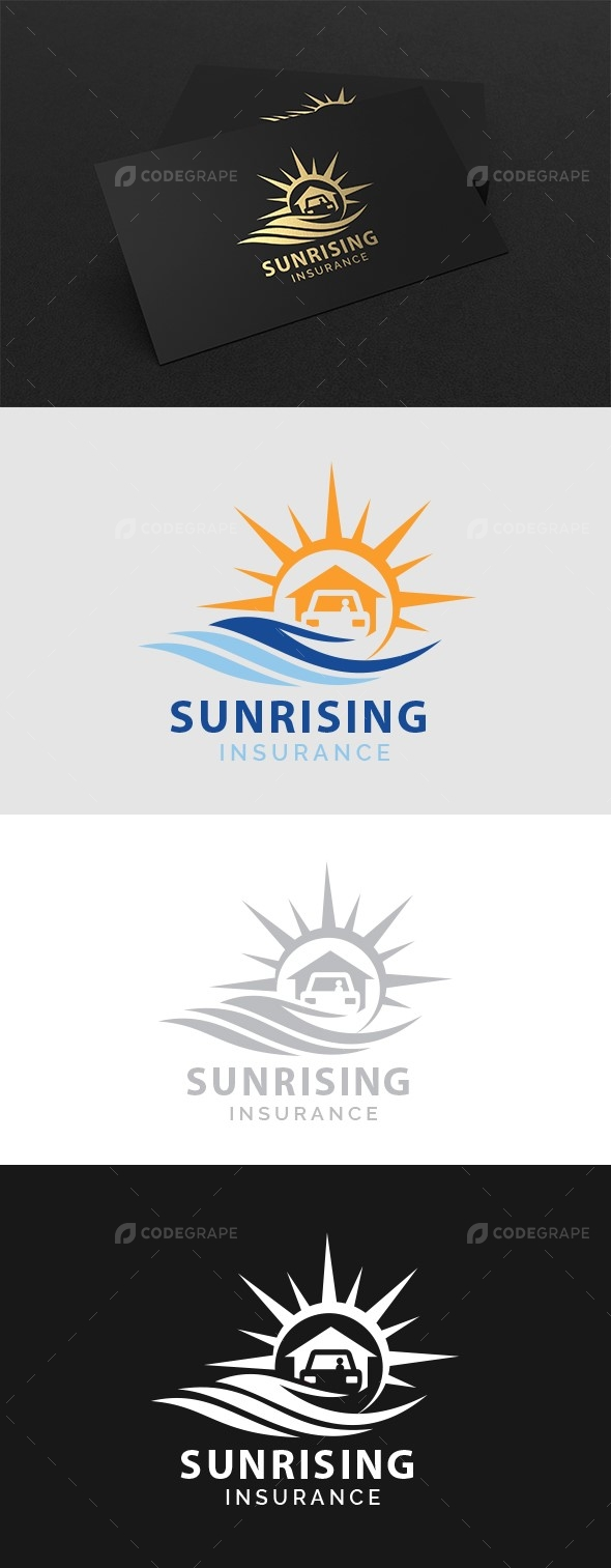 Sunrise Insurance Logo
