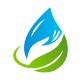 Hand Germless Logo Template