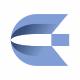 Extzista E Letter Logo