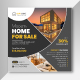 Real Estate Social Media Post Banner Template