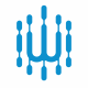 W Letter Tech Logo