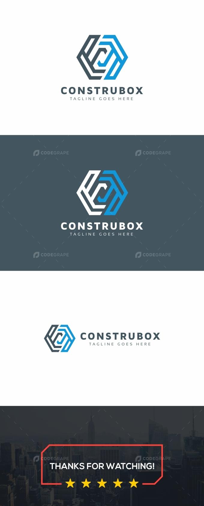 Construction Box Logo