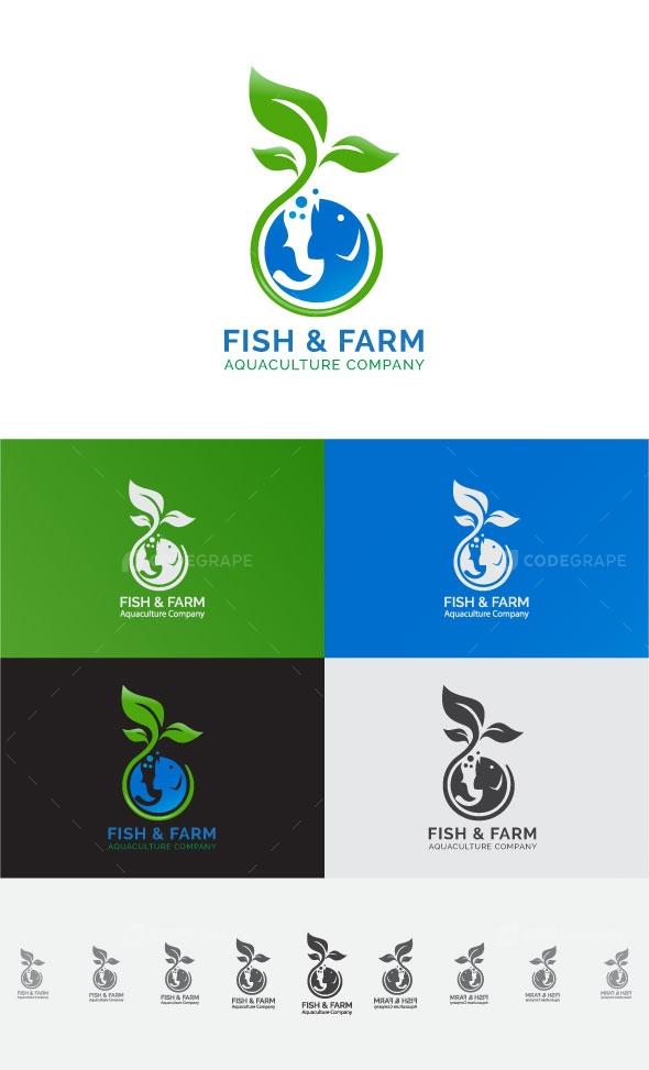 Fish and Farm Logo