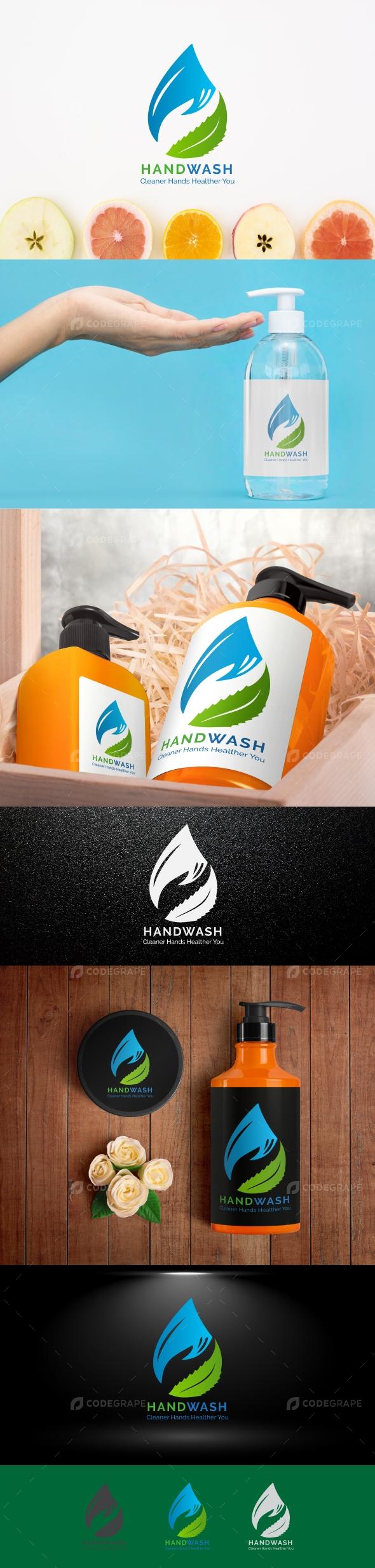 Hand Wash Logo