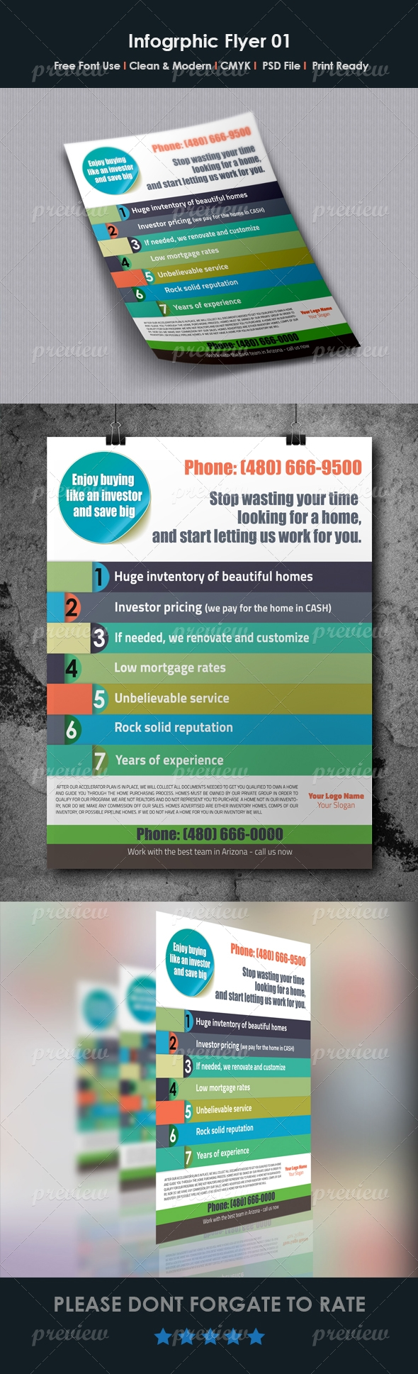 Infographic Flyer 01