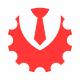 Gear Tie Shield Logo