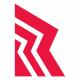 R Wings Letter Logo