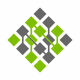 Nextreum N Letter Pixel Logo