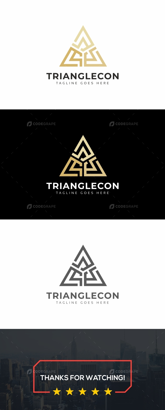 Triangle Connect Logo