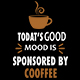 Coffee Lover T-Shirt Design (01)