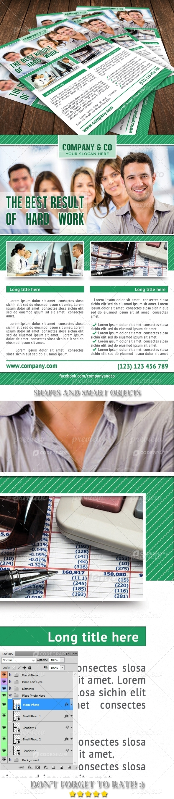 Business Multipurpose Flyer Template