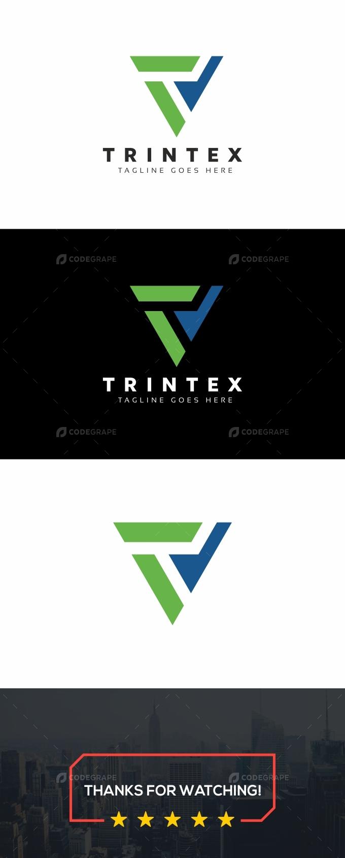Trintex Triange Logo