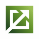 Arrows Square Vector Logo