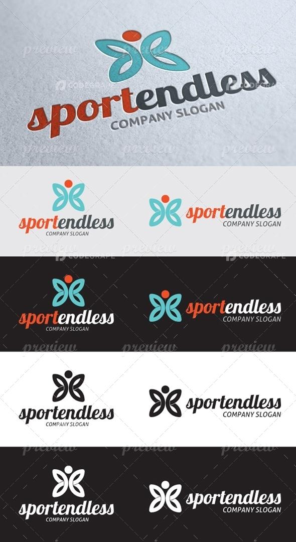 Sport Endless Infinity Logo