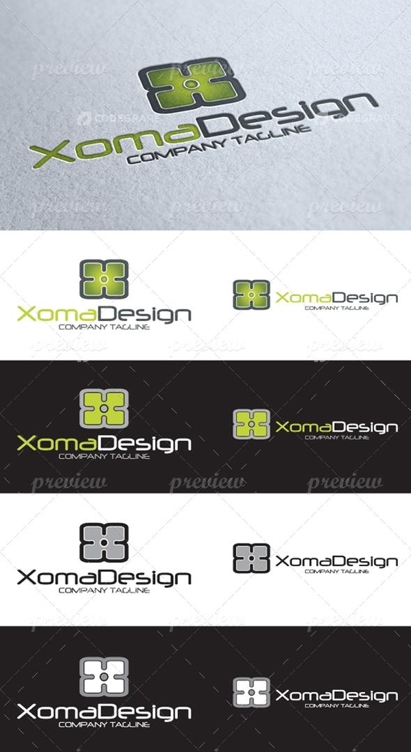 Xoma Design Logo