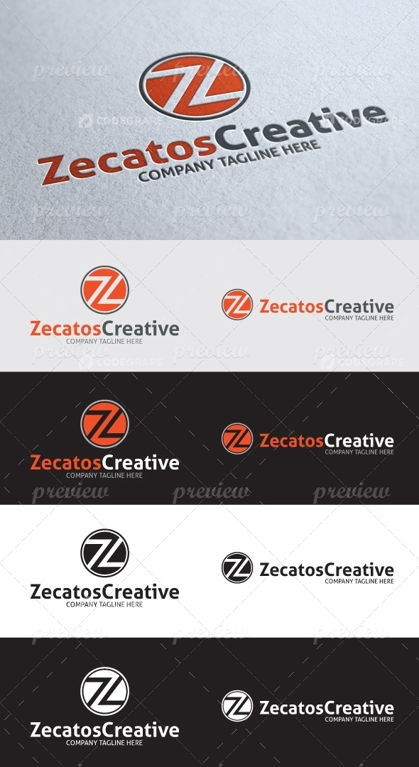 Zecatos Creative Logo