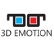 3D Emotion Logo