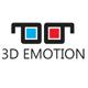 3D Emotion Logo