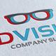 3D Vision Logo