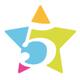 5-Stars Media Studio Logo
