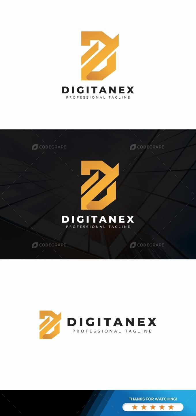 D Letter Invest Logo