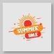 Summer Flash Sale Ads Banner