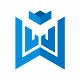 W Letter Crown Logo