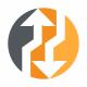 Arrows Infinity Hexagon Logo