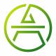 Letter A Circle Logo