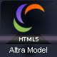 AltraModel Multipurpose HTML5 Responsive Template