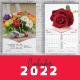 Poster Calendar 2022 Template