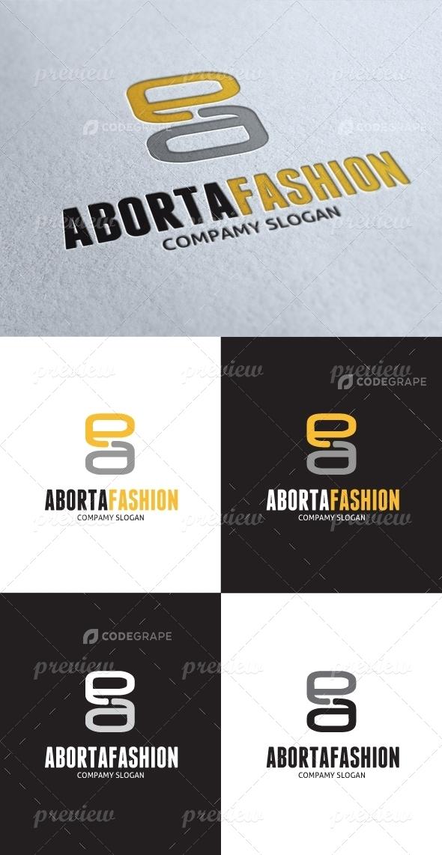 Aborta Fashion A Letter Logo