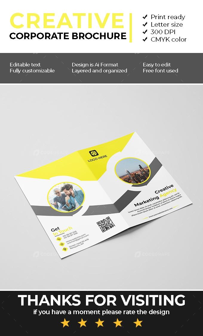 Creative Corporate Brochure