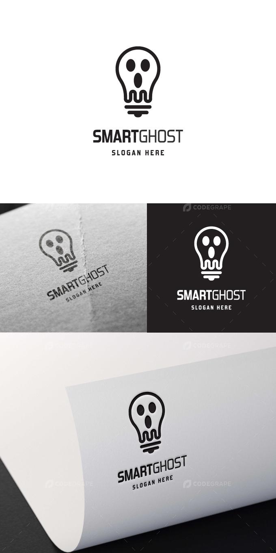 Smart Ghost Logo