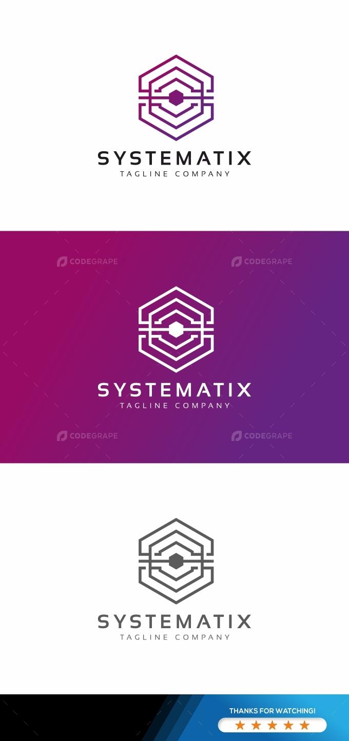 Hexagon Systems Logo