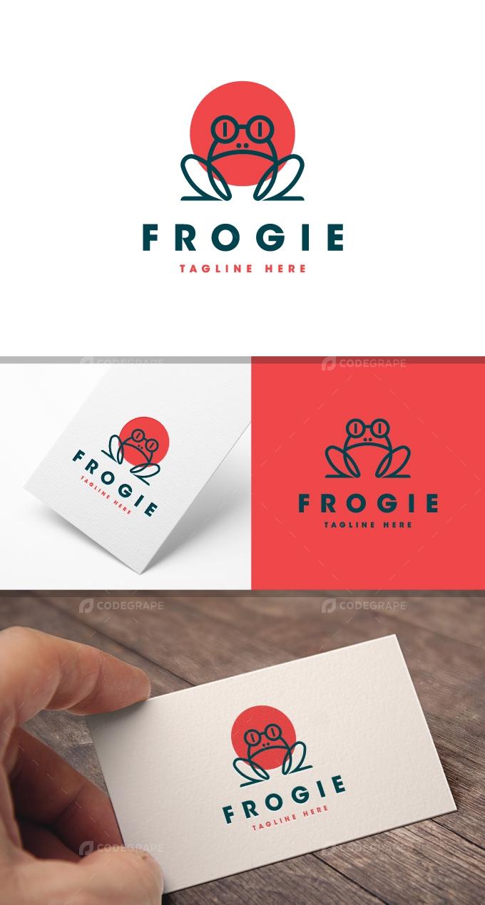 Frog Logo