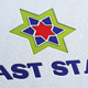 East Stars Logo Template