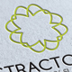 Abstract Flora Logo