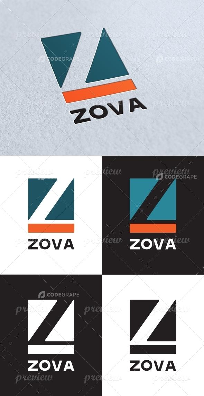 Zova Z Letter Logo