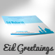 Eid Greetings Card