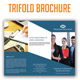 Trifold Brochure Corporate