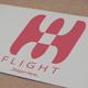 Flight Logo Template