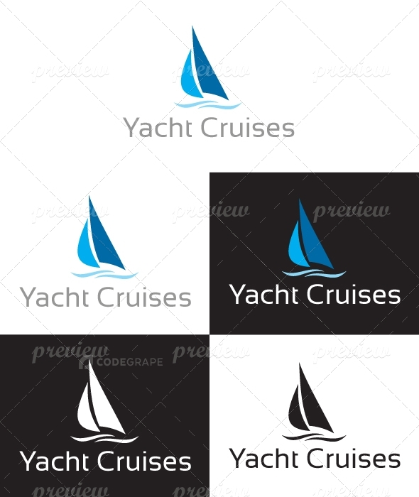 Yacht Cruises Logo