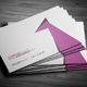 Freelancer Style Modern Business Card
