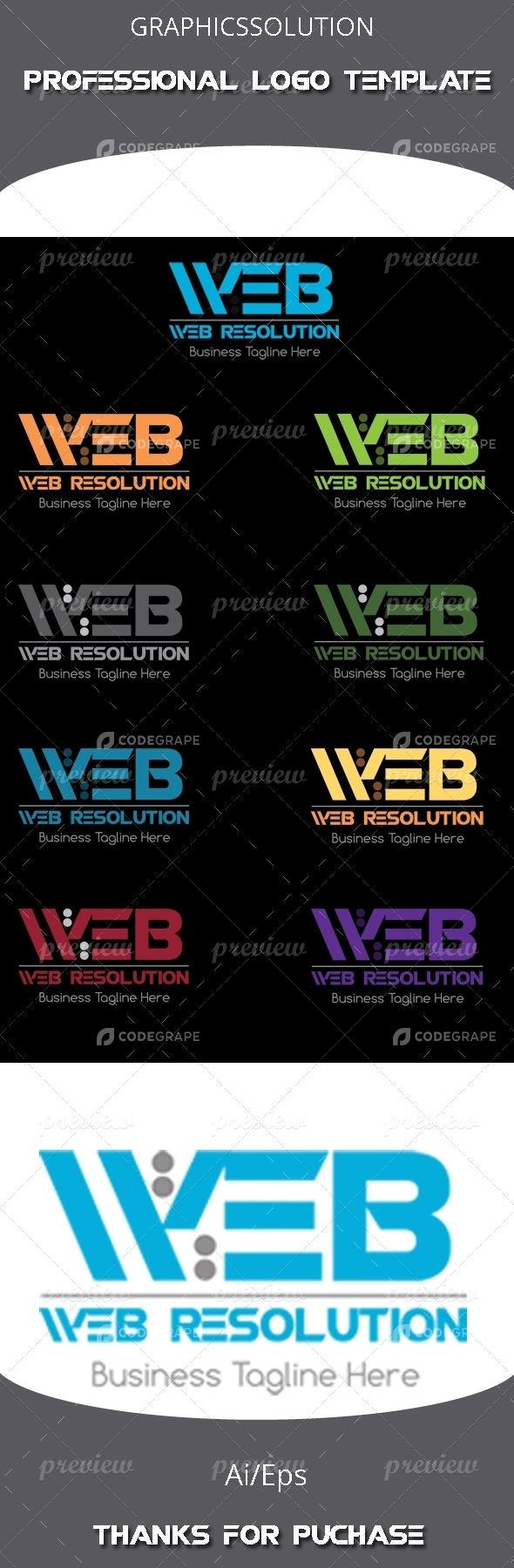 Profession Logo Template