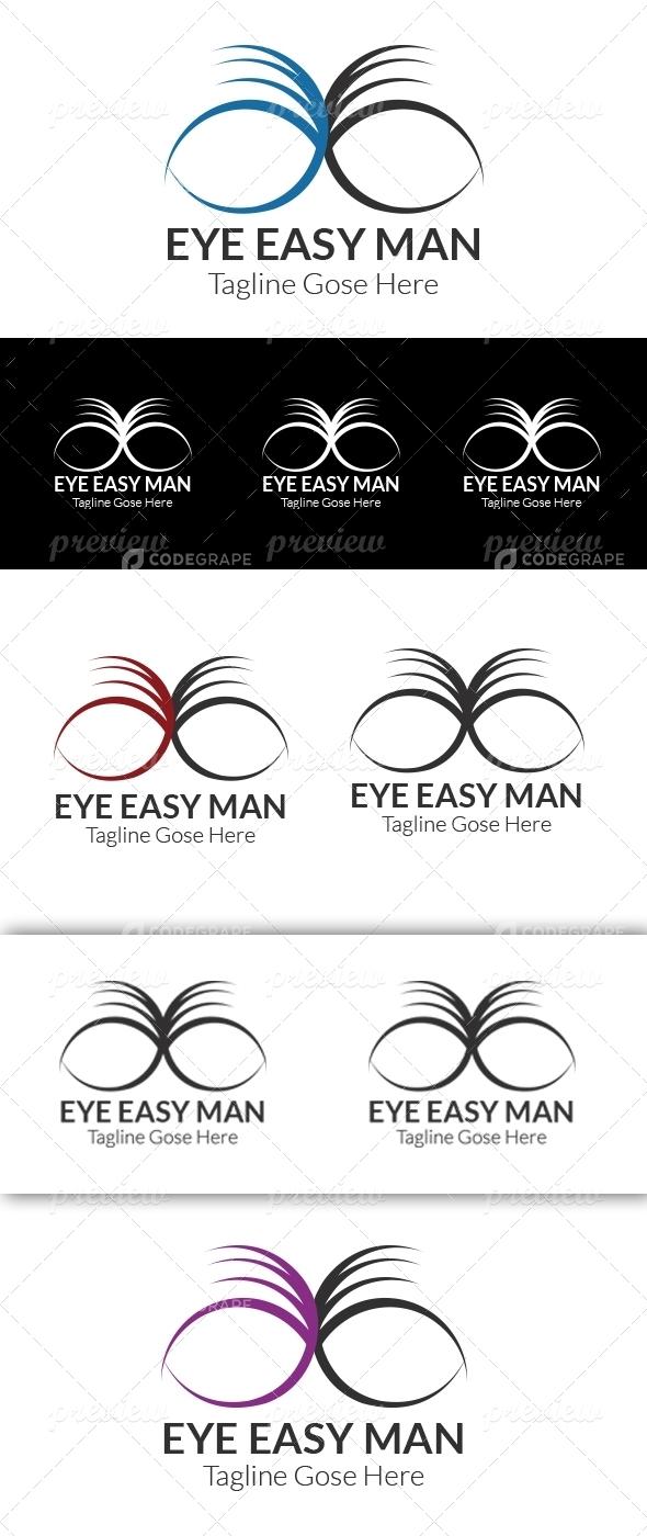 Eye Easy Corporate Business Logo