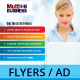 Corporate Metro Business Flyer/Ads Template
